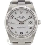 Rolex Oyster Perpetual Date - 15200