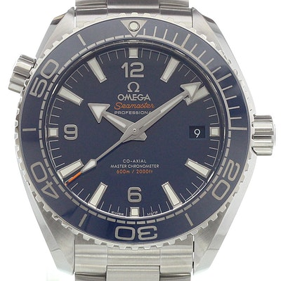 Omega Seamaster Planet Ocean 600 M Co-Axial Master Chronometer - 215.30.44.21.03.001