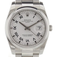 Rolex Oyster Date - 115200