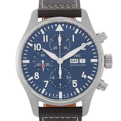 "IWC Pilot's Watch Chronograph Edition ""Le Petit Prince"" - IW377714"