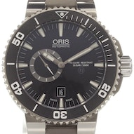 Oris Titanium Small Second, Date - 01 743 7664 7253-07 8 26 75PEB