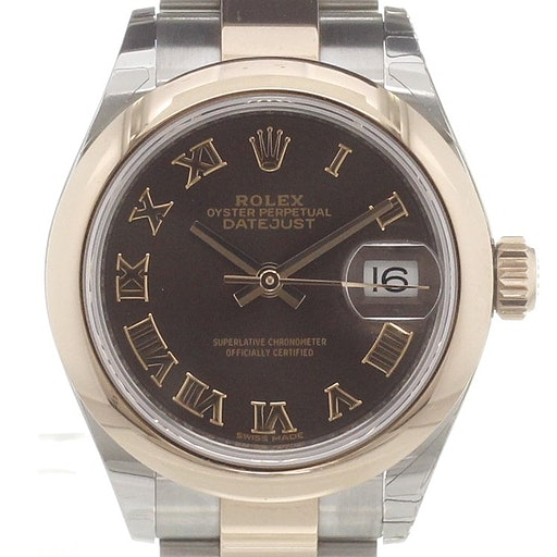 rolex lady datejust 279161 kaufen chronext. Black Bedroom Furniture Sets. Home Design Ideas
