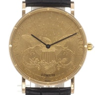 Corum Twenty Dollar Coin  - -