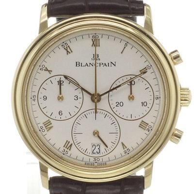 Blancpain Villeret Monopulsante - 6185-3642-55B