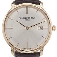 Frederique Constant Classics Slim Line - FC-306V4S4