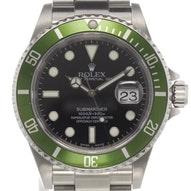 "Rolex Submariner Date ""Flat Four"" - 16610LV"