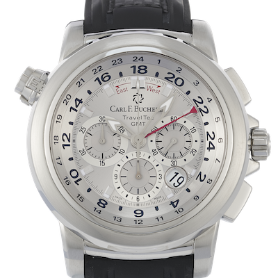 Carl F. Bucherer Patravi Travel-Tec - 00.10620.08.63.01