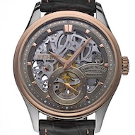 Armand Nicolet LS8 Small Second Limited Edition - 8620S-GL-P713GR2