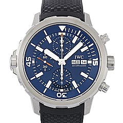 "IWC Aquatimer Chronograph Edition ""Expedition Jacques-Yves Cousteau - IW376805"