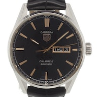 Tag Heuer Carrera Calibre 5 Day-Date Automatic - WAR201C.FC6266