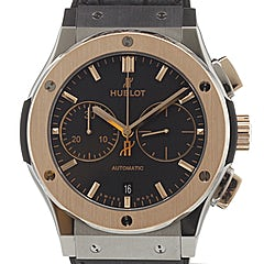 Hublot Classic Fusion Titanium King Gold - 521.NO.1181.LR