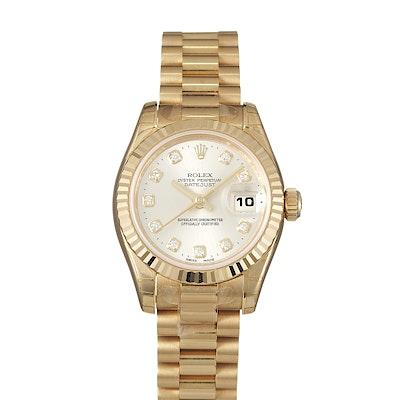 Rolex Lady-Datejust 26 - 179178