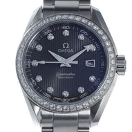 Omega Seamaster Aqua Terra Lady Diamonds - 231.15.30.61.56.001