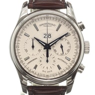 Armand Nicolet M02 Big Date - 9648A-AG-P961MR2