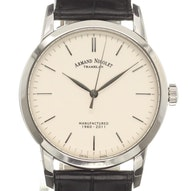 Armand Nicolet L10 Central Seconds - 9670A-AG-P670NR1