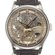 Armand Nicolet LS8 Small Seconds - 9620S-GL-P713GR2