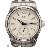 Armand Nicolet M02 Big Date - 9646A-AG-M9140