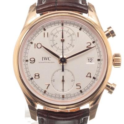 IWC Portugieser Chronograph Classic - IW390402