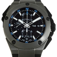 IWC Ingenieur Double Chronograph - -
