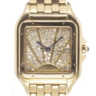 Cartier Panthère GM SunBurst - -