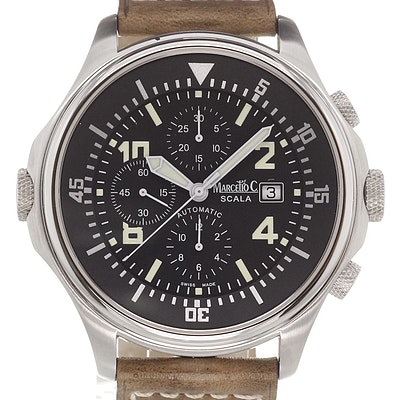 Marcello C Scala Chronograph - 2009