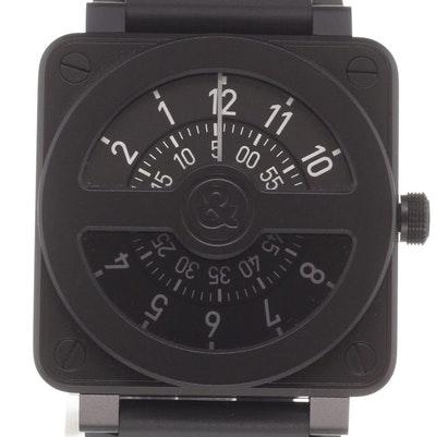 Bell & Ross BR 01 Aviation Compass - BR0192-COMPASS-CA