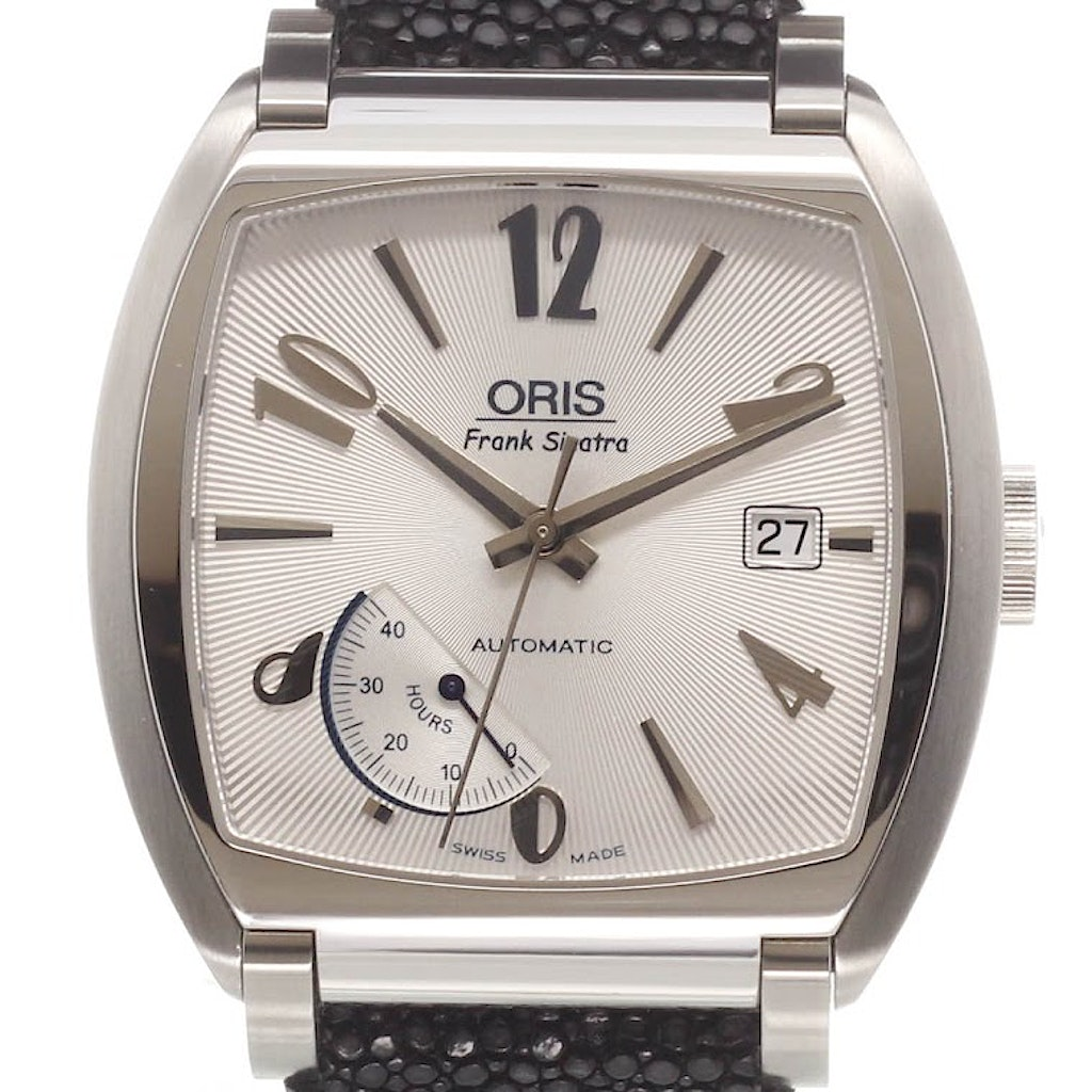 oris frank sinatra limited edition 667 7575 40 61 for sale chronext