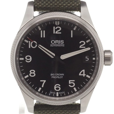 Oris Big Crown ProPilot Big Date - 01 751 7697 4164-07 5 20 14FC