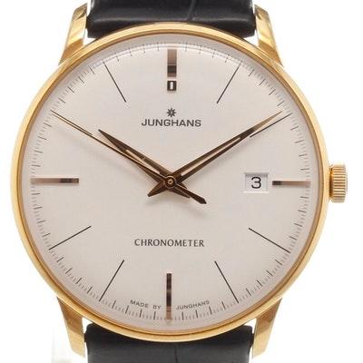 Junghans Meister Chronometer - 027/7333.00