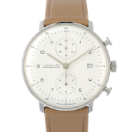 Junghans max bill Chronoscope - 027/4502.00