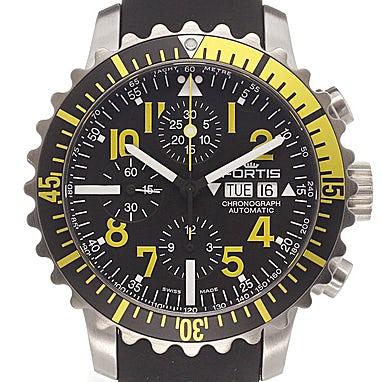 Fortis B-42 Marine Chronograph - 671.24.14 K