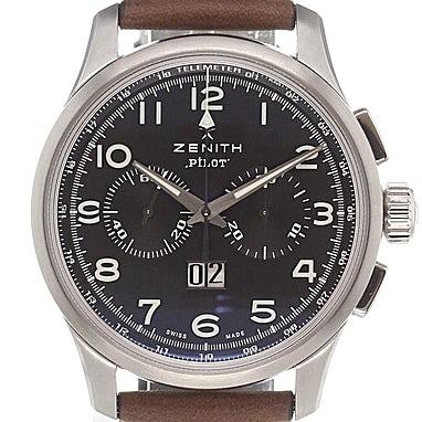 Zenith Pilot Big Date Special - 03.2410.4010/21.C722