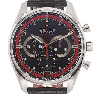 Zenith El Primero 36'000 VpH - 03.2043.400/25.C703