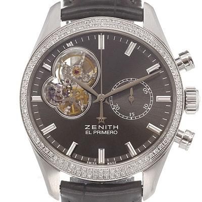 Zenith El Primero  - 16.2150.4062/91.C760