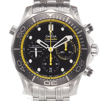 Omega Seamaster Diver 300M Co-Axial Chronograph - 212.30.44.50.01.002