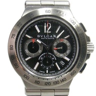Bulgari Diagono Chrono - -
