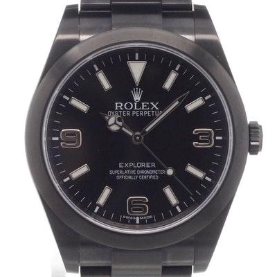 Rolex Explorer I DLC - 214270