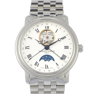 Frederique Constant Classics Moonphase - FC-335MC4P6B2