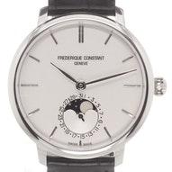 Frederique Constant Manufacture Slimline Moonphase - FC-703S3S6