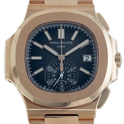 Patek Philippe Nautilus Chronograph Date - 5980/1R-001