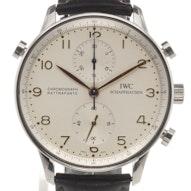 IWC Portugieser Chronograph Rattrapante - IW3712