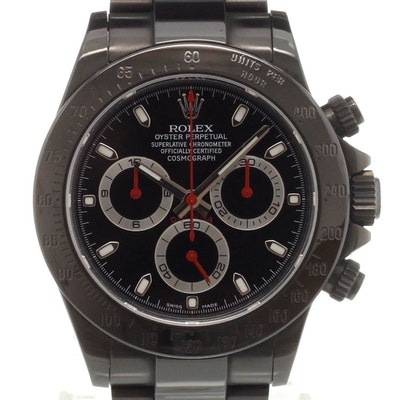 Rolex Cosmograph Daytona DLC by EMBER - 116520