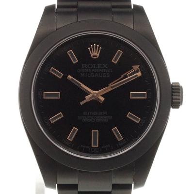 Rolex Milgauss DLC by EMBER - 116400