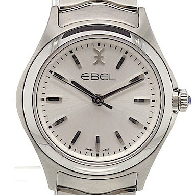 The line caters exclusively to men; these Ebel watches are rugged with refined design and many features. The Discovery series is a luxury sports watch with an aluminium tachymetric scale on the bezel. Beluga, an Ebel watch line for ladies, features elegant simplicity.