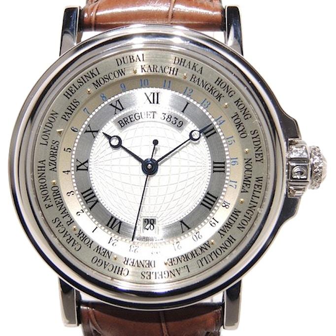 Breguet Classique Hora Mundi Automatic // 5717BR/EU/9ZU ...