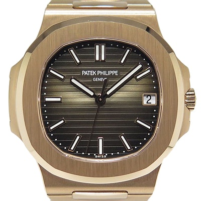 Patek Philippe Nautilus Date Sweep Seconds - 5711/1R-001
