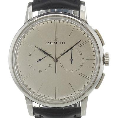 Zenith Elite Chronograph - 03.2270.4069/01.C493