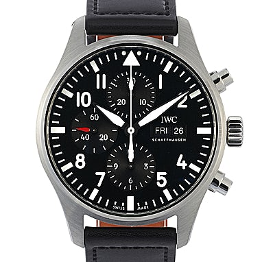 IWC Pilot's Watch Chronograph - IW377709