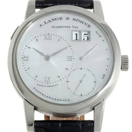 A. Lange & Söhne Lange 1 Mother of Pearl - 110.029