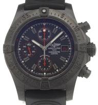 Breitling Avenger Skyland Blacksteel Ltd. - M13380